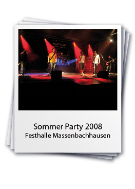 Sommer-Party Massenbachhausen 2008